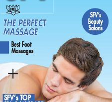 SFV Massage and Spa July 2018 Issue